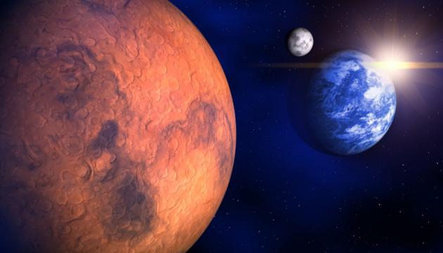 Британський бізнесмен готує запуск космічного корабля на Марс
