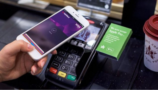 Apple Pay startet in der Ukraine