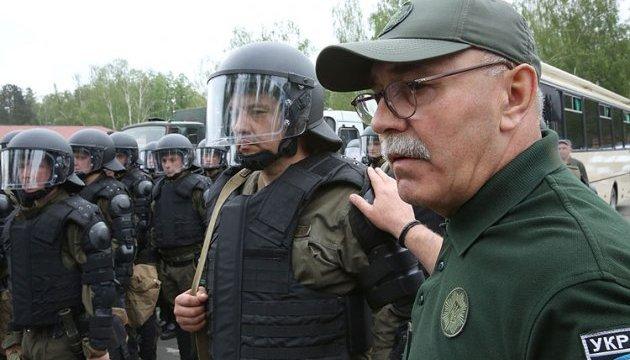 Масові заходи на 9 травня: підрозділи МВС вже у посиленому режимі