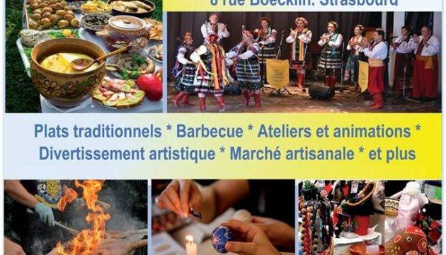 Українці Страсбурга проведуть благодійний ярмарок