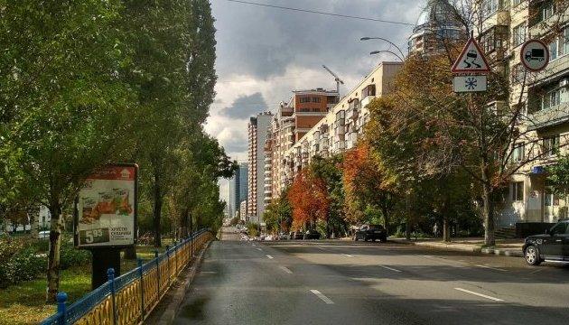 У Києві обмежать рух на бульварі Лесі Українки