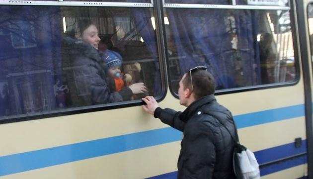 В Україні - майже 1,4 мільйона внутрішніх переселенців