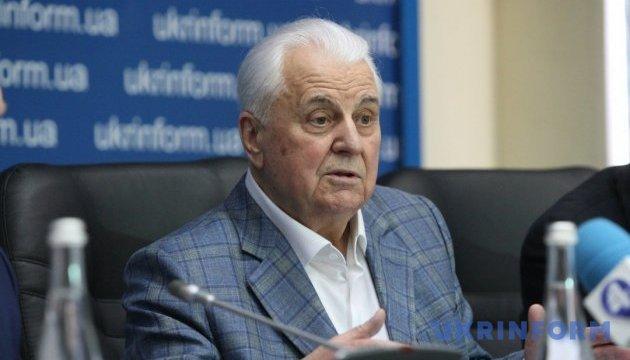Кравчук про відведення військ РФ: Ми не повинні заспокоюватися