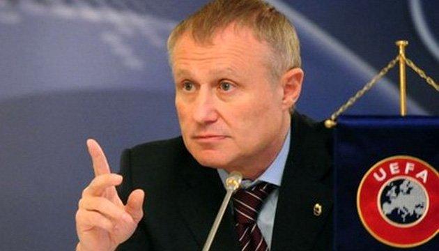 Grigoriy Surkis: La final de la Liga de Campeones en Kyiv es un indicador de confianza de la UEFA
