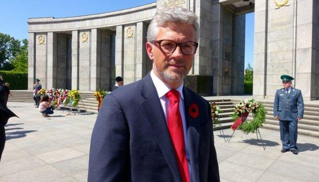 Посол Мельник каже, що Німеччина підтримає український транзит у Європі