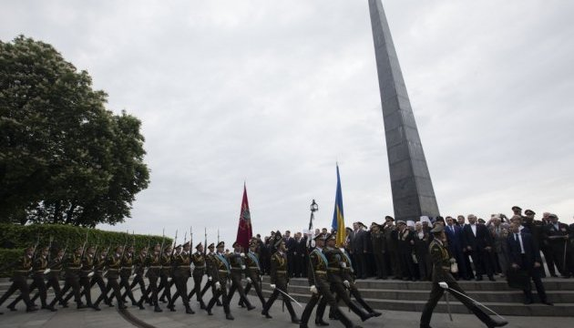 9 травня у Києві: скільки чекають людей та де перекриють вулиці