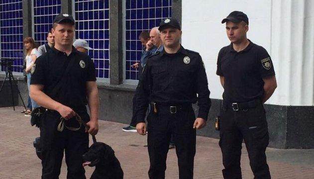 В полиции рассказали, как будут патрулировать столицу после финала ЛЧ