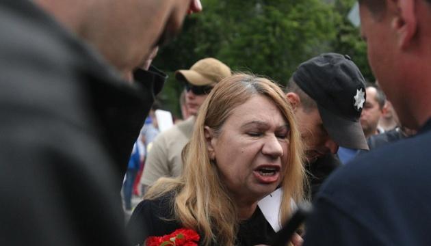 В Киеве задержали организатора акции