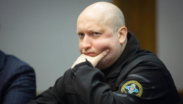 """Турчинов прокомментировал ситуацию со значками """"Почетный железнодорожник"""