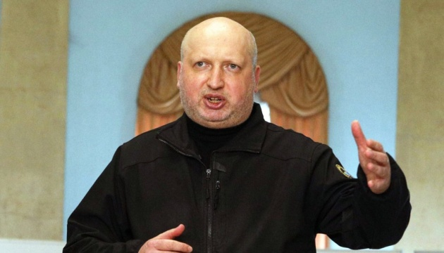 NSDC may impose sanctions against NewsOne, 112 Ukraine owners - Turchynov