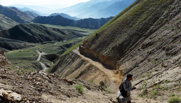 Обвал шахты в Афганистане: 40 погибших