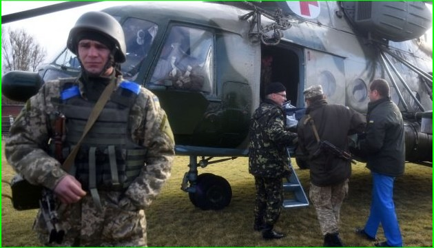 One Ukrainian soldier wounded in JFO area – Defense Ministry
