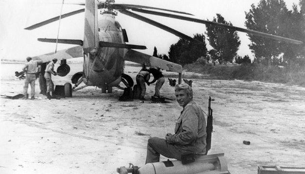 Из архива: «поддержка мира» в Афганистане и олимпийская кока-кола в Киеве (1979-1980)