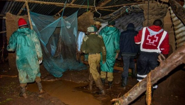 У Кенії кількість загиблих від прориву греблі перевищила 40 осіб