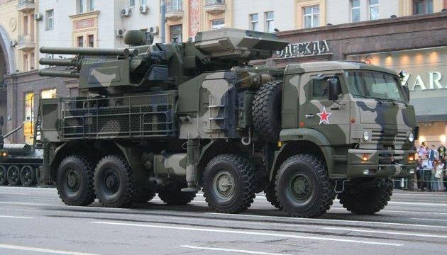 """Ізраїль показав, як знищив у Сирії російський """"Панцир"""""""