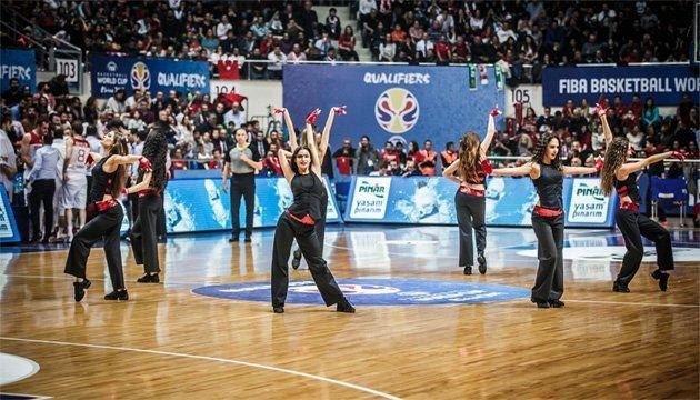 Збірна України з баскетболу наступний матч відбору ЧС-2019 зіграє в Бурсі