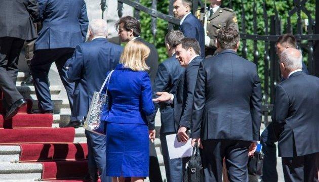 Зубко бачить великий потенціал у міжрегіональному співробітництві зі Словенією