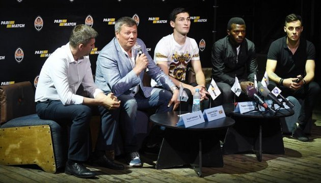 Aparece un nuevo deporte en Ucrania, teckball