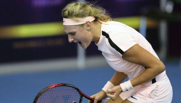 Украинка Ястремская вышла в финал турнира ITF во Франции