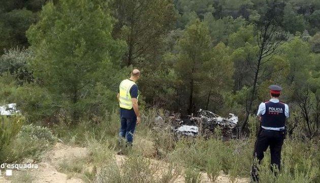 В Іспанії розбився легкомоторний літак, троє загиблих