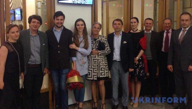 В Бельгии украинцы стали лауреатами королевского конкурса