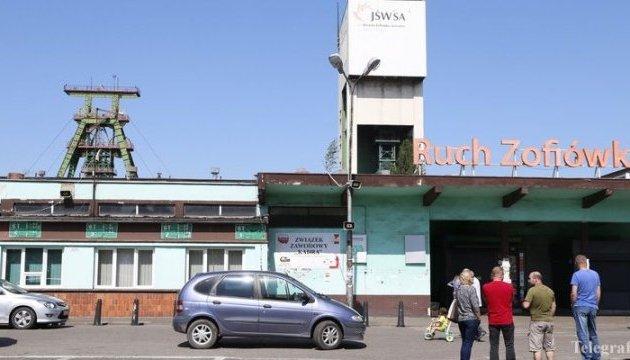 Аварія на шахті Польщі: знайшли тіла двох гірників, третього шукають