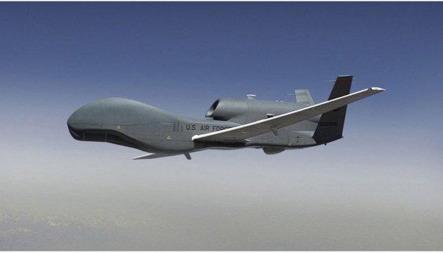 Überwachungsflug von US-Drohne über der Ostukraine