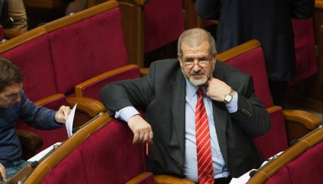 Чубаров квапить із розглядом змін до Конституції та прийняттям законів щодо Криму