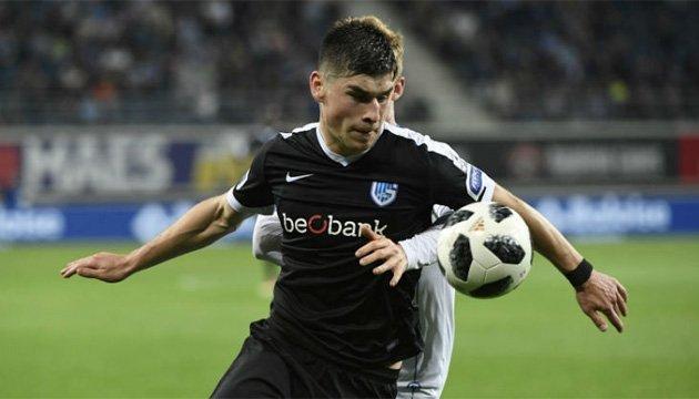 Футбол: Малиновський відзначився результативною передачею в чемпіонаті Бельгії