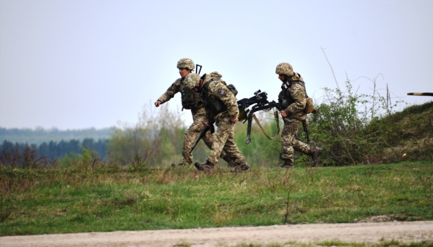 Militants violated ceasefire 45 times in eastern Ukraine in last day