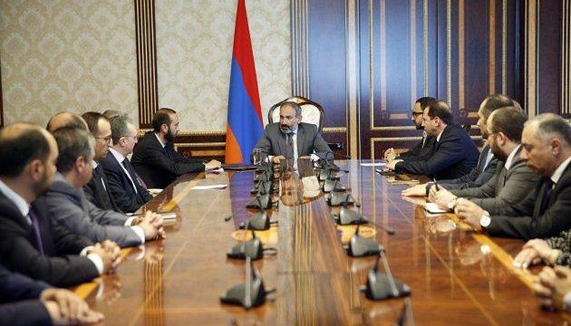 Уряд Пашиняна у Вірменії: «ковчег» компромісів без права на помилку