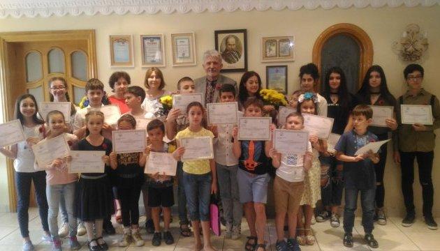 Вже шість років при Посольстві в Кувейті діє недільна українська школа