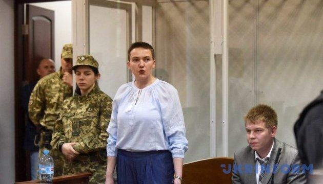 Савченко в СИЗО похудела на 20 килограммов - адвокат