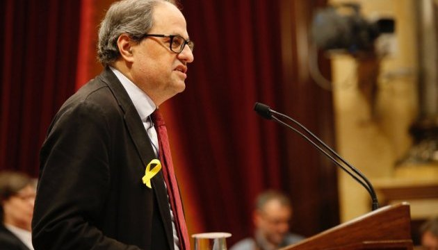 Уряд Каталонії очолив протеже Пучдемона