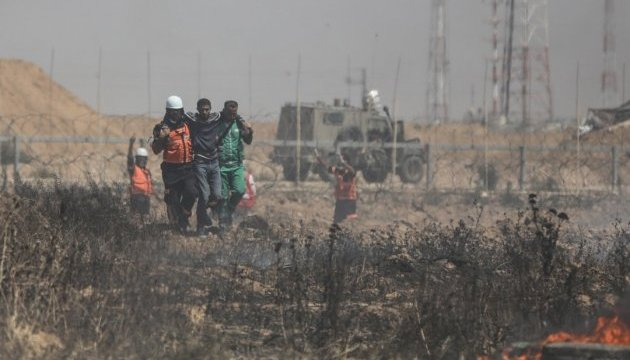 Ізраїль у відповідь на бомбу обстріляв палестинський пункт, двоє загиблих