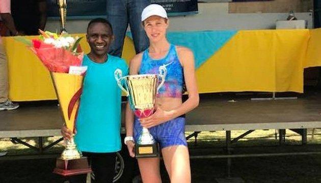 Дар'я Михайлова з рекордом змагань виграла півмарафон у Гваделупі