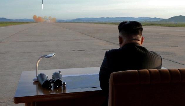 КНДР провела випробування надважкої багатозарядної пускової установки