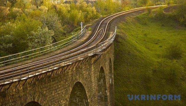 乌克兰最美高架桥之一将可以通行自行车
