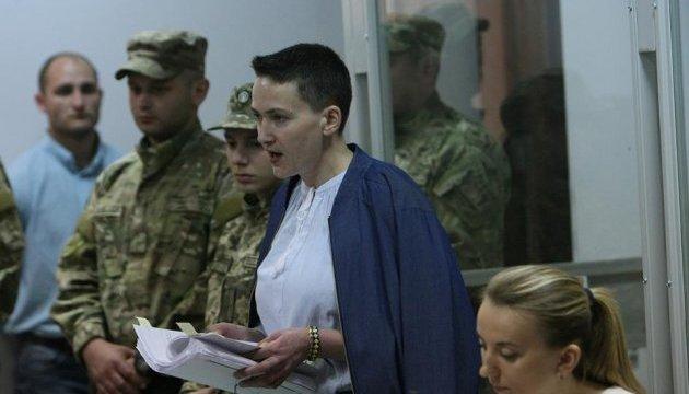 Савченко написала листа Путіну - ЗМІ