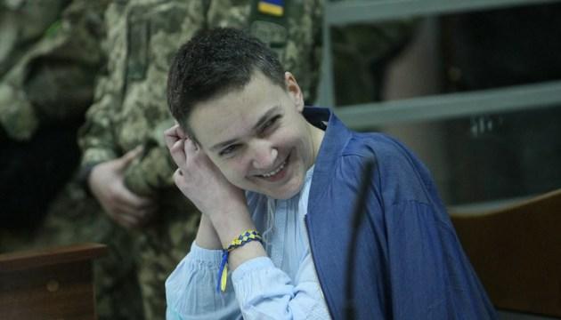 Savchenko writes letter to Putin