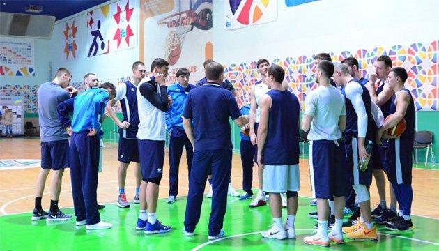 Баскетбол: став відомий графік підготовки збірної України до відбору ЧС-2019