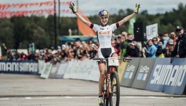 Yana Belomoina gana el oro del Gran Premio de Ciclismo de Montaña en Obertauern (Vídeo)