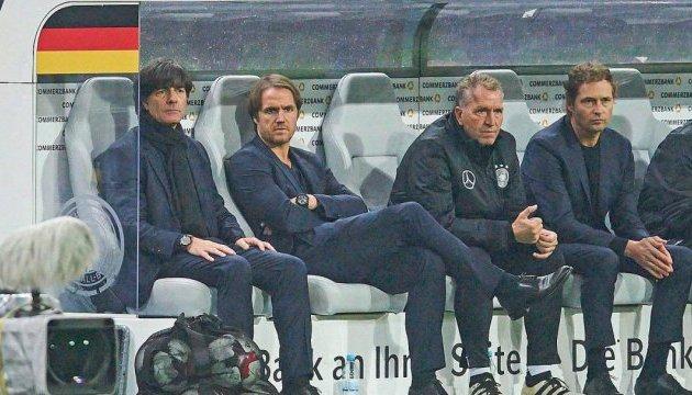 Льов залишається наставником збірної Німеччини з футболу до 2022 року