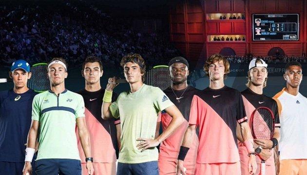 Теніс: у Підсумковому турнірі Next Gen ATP з'явилися нові правила