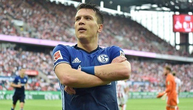 Коноплянка посів 70 місце в рейтингу кращих футболістів Бундесліги - Kicker