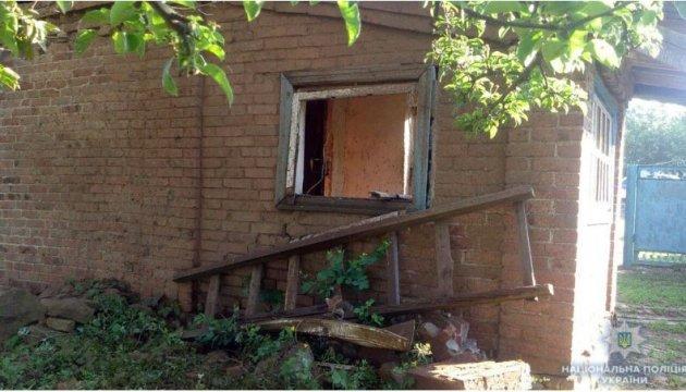 На Донетчине обстрелом боевиков поврежден дом