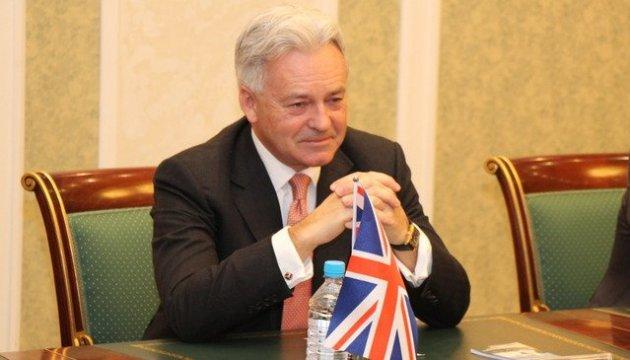 Лондон призывает Кремль освободить украинских политзаключенных