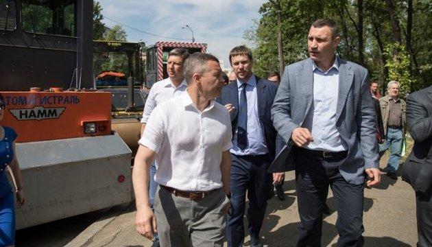 Ремонт доріг у Києві: Кличко обіцяє влітку максимум від плану
