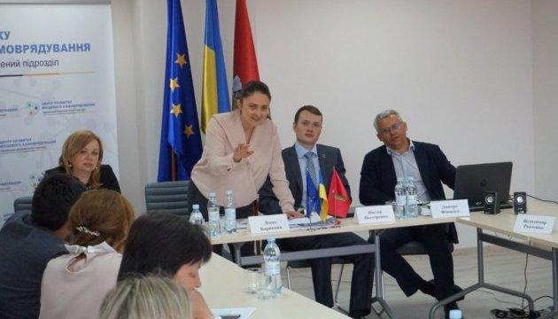 Триває підготовка до перших сесій новостворених ОТГ Харківщини
