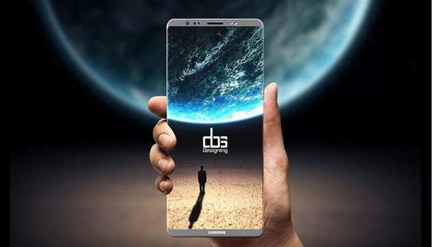 Galaxy S10: 4k дисплей і сканер відбитка з ультразвуком